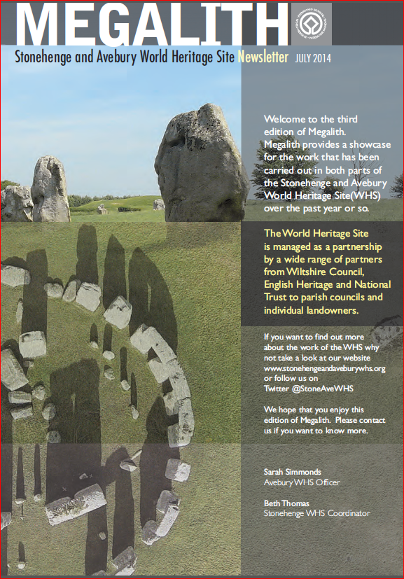 Megalith 2014 out now