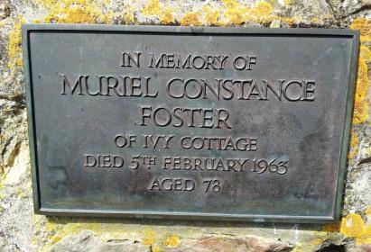 Memorial M C Foster