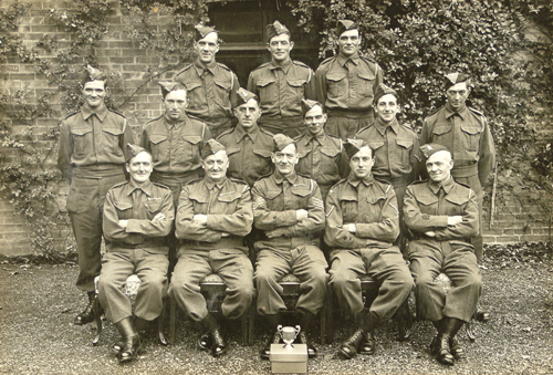 2008.7028 Clifford Brown Home Guard 1944