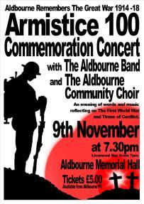 WW1 Concert 091118