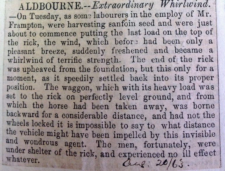 weather aldbourne 1863 whirlwind